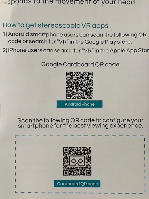 HyperVR QR code – HYPERSupport